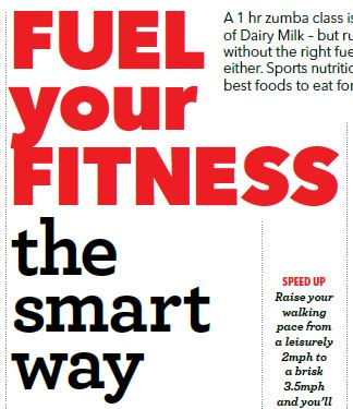 Fuel Your Fitness, Jun 2015