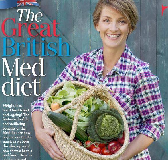 Great British Med Diet... Jun 2014