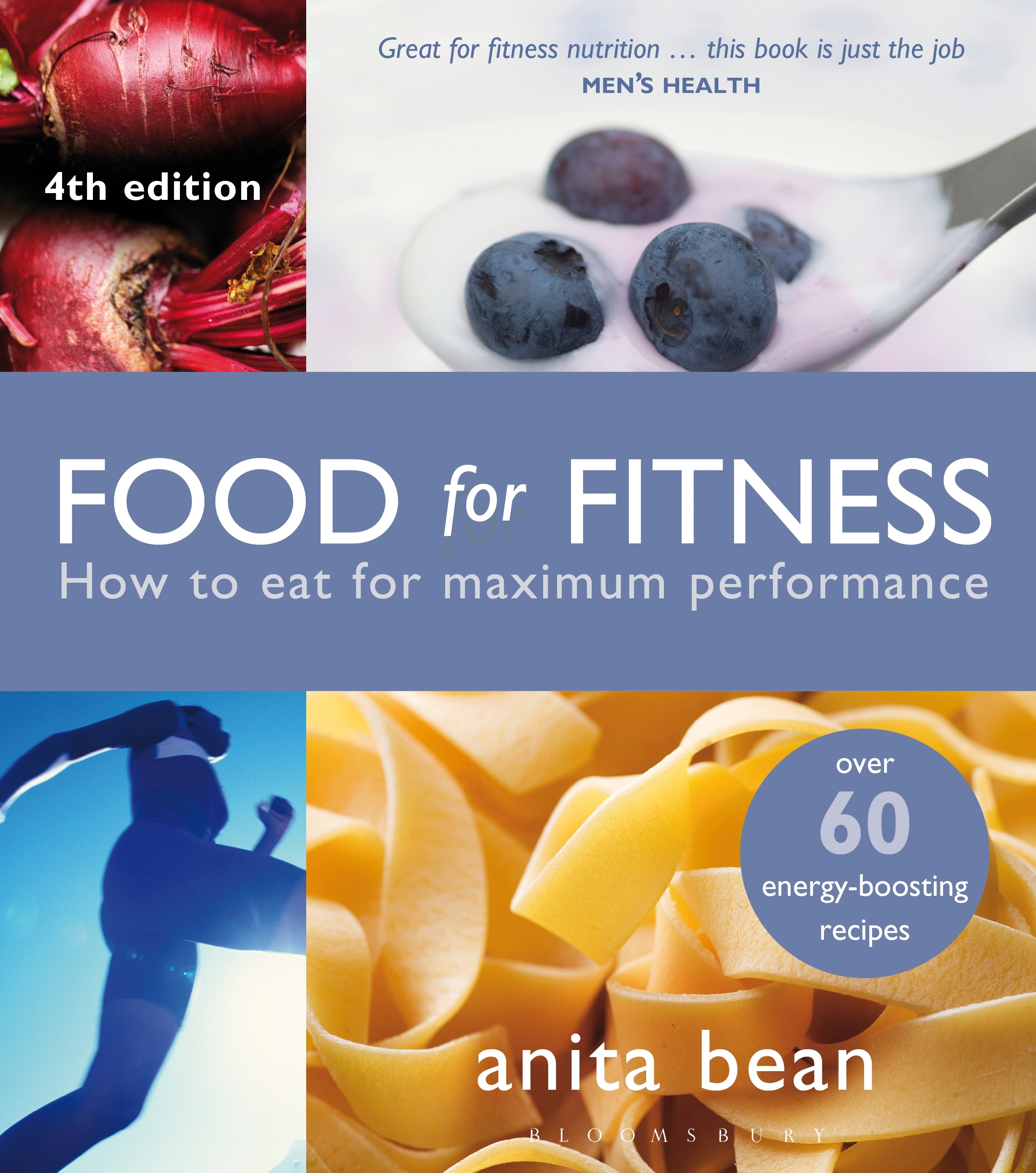 anita bean food for fitness