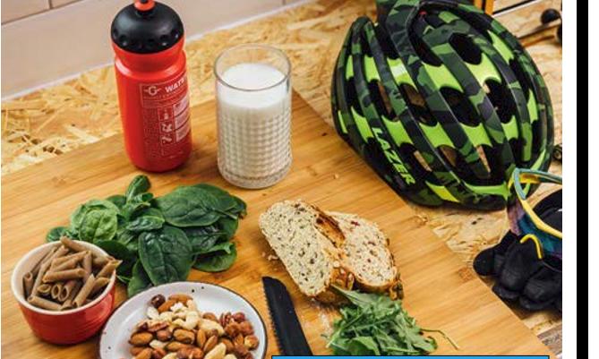 Vegetarian Diets for Athletes, Nov 2016