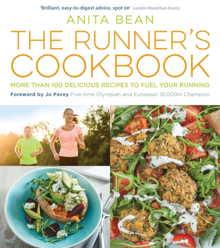 My books anita bean the runners cookbook 2018 forumfinder Images